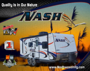 Nash Travel Trailers