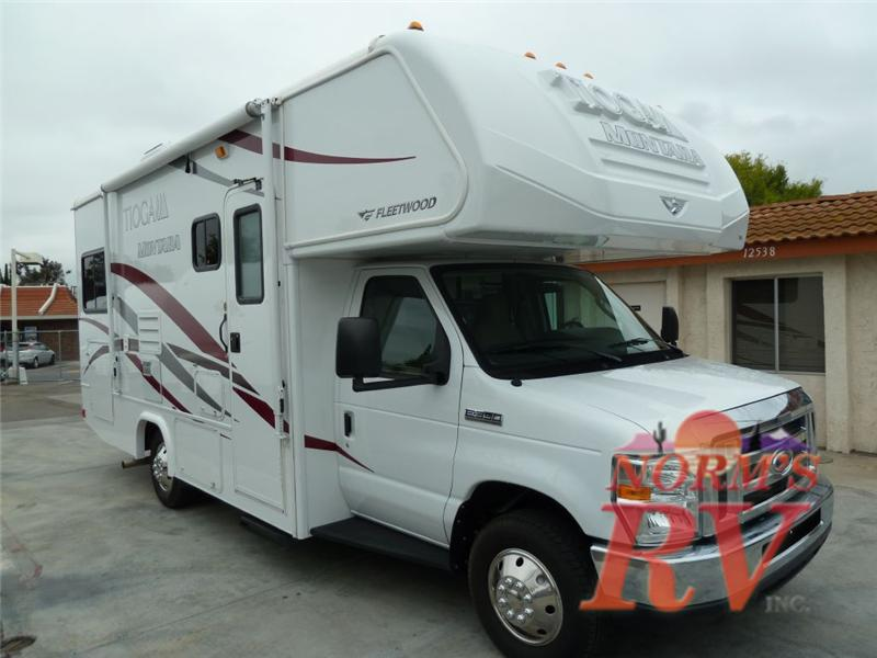Used 2013 Fleetwood RV Tioga Montara 23B