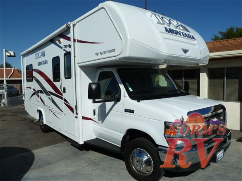 Used 2013 Fleetwood RV Tioga Montara 25K