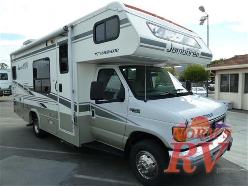 Used 2006 Fleetwood RV Jamboree 23E