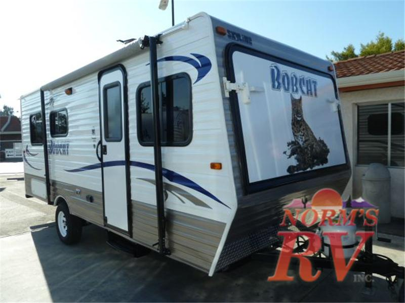 New 2013 Skyline Bobcat 191b Travel Trailer For Sale