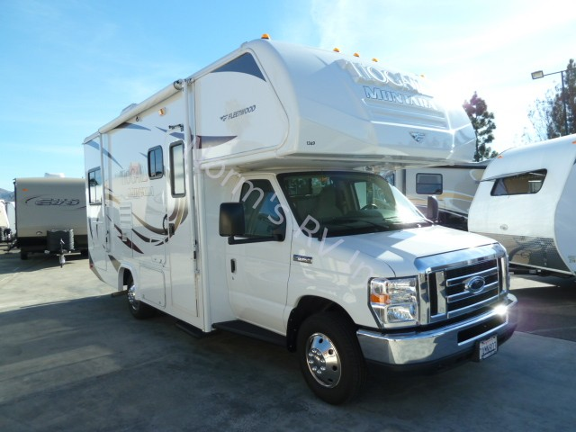 Used 2014 Fleetwood RV Tioga Montara 23B