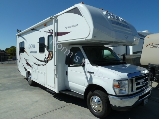 Used 2014 Fleetwood RV Tioga Montara 25K