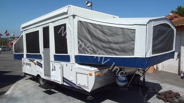 Used 2010 Jayco Jay Series 1206 Tent Trailer