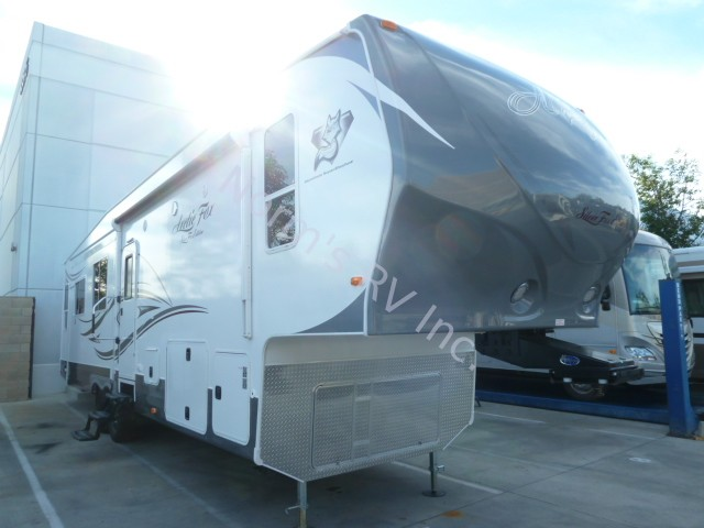 Beautiful New 2015 Northwood Manufacturing Arctic Fox 35-5Z Fifth Wheel For Sale | Normu2019s RV Inc. In San ...