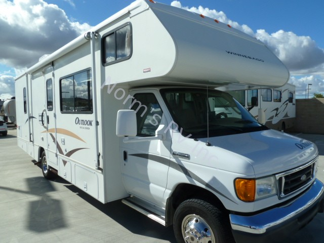Used 2006 Winnebago Outlook 329B Double Slide