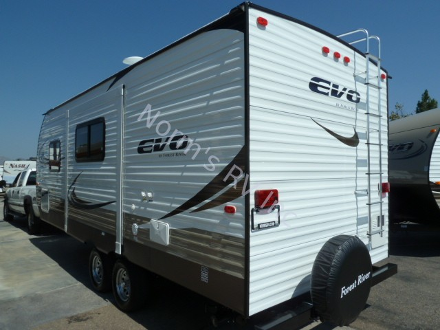 New 2016 Forest River Stealth Evo 2160 Travel Trailer For