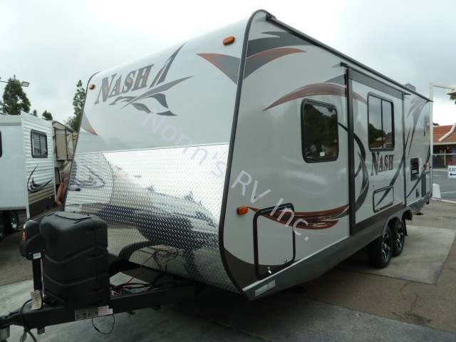 Innovative New 2016 Northwood Nash 23D Travel Trailer For Sale | Normu2019s RV Inc. In San Diego California