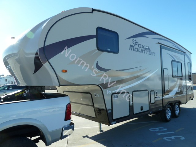 Elegant New 2016 Northwood Manufacturing Fox Mountain 235RLS Fifth Wheel For Sale | Normu2019s RV Inc. In ...