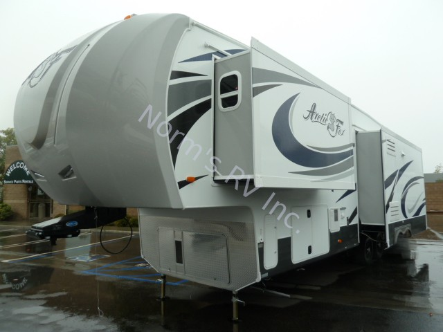 Simple New 2016 Northwood Manufacturing Arctic Fox 35-5Z Silver Fox Edition Fifth Wheel For Sale | Norm ...