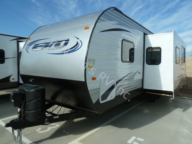 New 2017 Forest River Stealth Evo 2550 Travel Trailer For