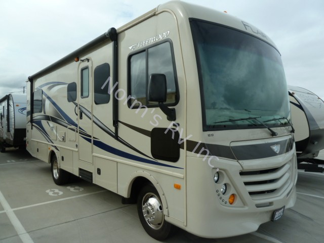 Used 2017 Fleetwood Flair 26D Certified Pre-Owned @ Norm's RV Inc. in San Diego, CA