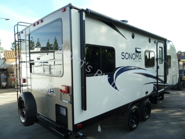 New 2018 Forest River Sonoma 201rd Travel Trailer For Sale