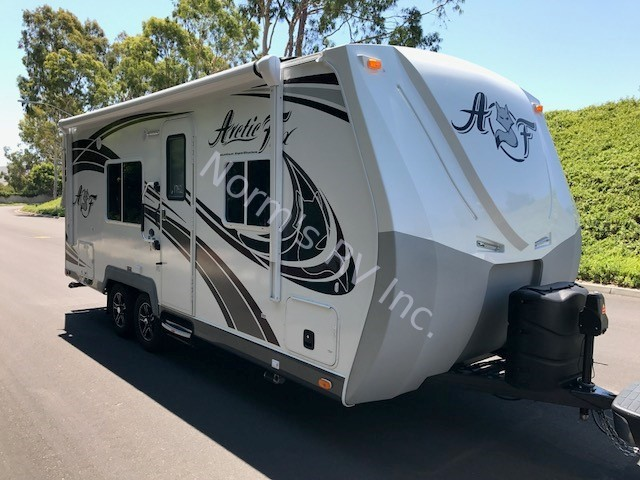 Motorhomes For Sale In San Diego >> New 2018 Northwood Manufacturing Arctic Fox 22G Travel ...