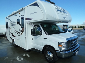 Used 2015 Fleetwood RV Tioga Montara 23B Certified Pre-Owned