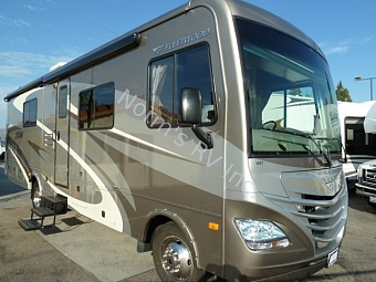 Used 2015 Fleetwood RV Storm 32H Bunkhouse
