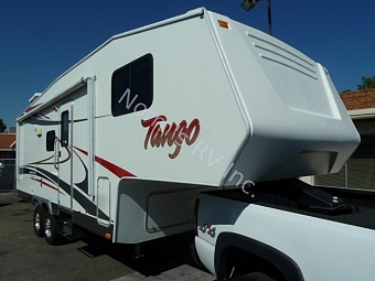 Used 2008 Pacific Coachworks Tango 2560RB
