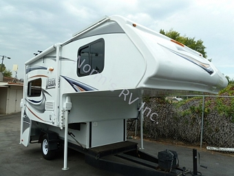 Used 2014 Lance 855 Truck Camper
