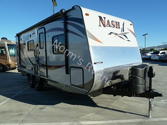 Used 2015 Northwood Manufacturing Nash 23D