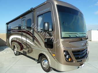 Used 2016 Fleetwood Flair 26D Certified Pre-Owned
