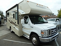 Used 2016 Winnebago Minnie Winnie 22R Certified Pre-Owned