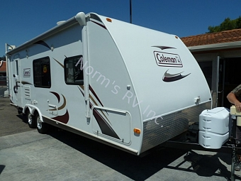 Used 2012 Dutchmen Coleman 240RB Ultra Lite Certified Pre-Owned