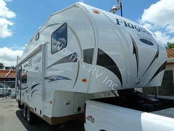 Used 2012 Forest River Flagstaff Classic Super Lite 8524RLWS