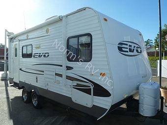 Used 2013 Forest River RV Stealth EVO 1850 Certified Pre-Owned