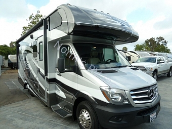 Used 2016 Forest River Sunseeker 2400W Full Wall Slide