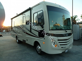 Used 2017 Fleetwood Flair 26D Certified Pre-Owned