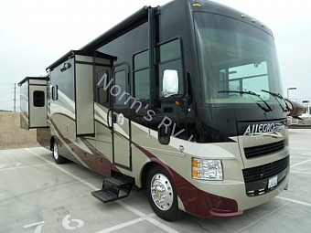 Used 2014 Tiffin Allegro Open Road 34TGA Certified Pre-Owned