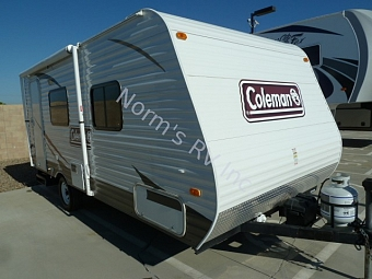 Used 2013 Dutchmen Coleman Expedition LT 16QB Certified Pre-Owned