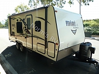 Used 2017 Forest River Rockwood Mini Lite 2306