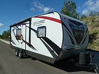 Used 2017 Forest River Vengeance 23FB13