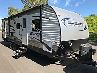 New 2018 Forest River Stealth Evo 2700 Bunkhouse