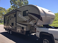 Used 2016 Northwood Manufacturing Fox Mountain 235RLS