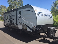 New 2018 Forest River RV Stealth EVO 2460