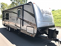New 2018 Forest River Wildcat Maxx Lite 245RGX