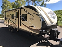 New 2018 Forest River Sonoma 240BHS ATS Explorer Edition 1768