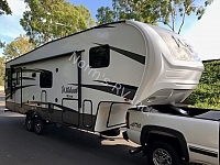 New 2018 Forest River Wildcat Maxx 250RDX