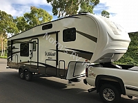 New 2018 Forest River Wildcat Maxx 285RKX