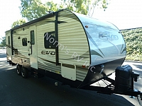New 2018 Forest River Stealth Evo 2490