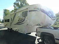 Used 2012 Heartland ElkRidge 34TSRE