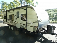 New 2018 Forest River Stealth Evo 2250 Bunkhouse