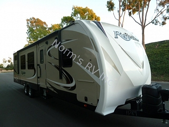 Used 2017 Grand Design Reflection Travel Trailer 312BHTS