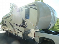 New 2018 Northwood Manufacturing Arctic Fox 29-5T Fifth Wheel