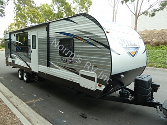 Used 2017 Forest River Salem 27RKSS