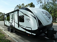 New 2019 Forest River Sonoma 240RKS