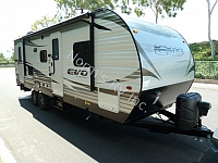 New 2019 Forest River Stealth Evo 2490