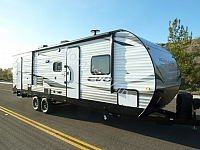 New 2019 Forest River Stealth Evo 2700 Bunkhouse